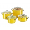 avs_p29 Silit Cookware Set Yellow