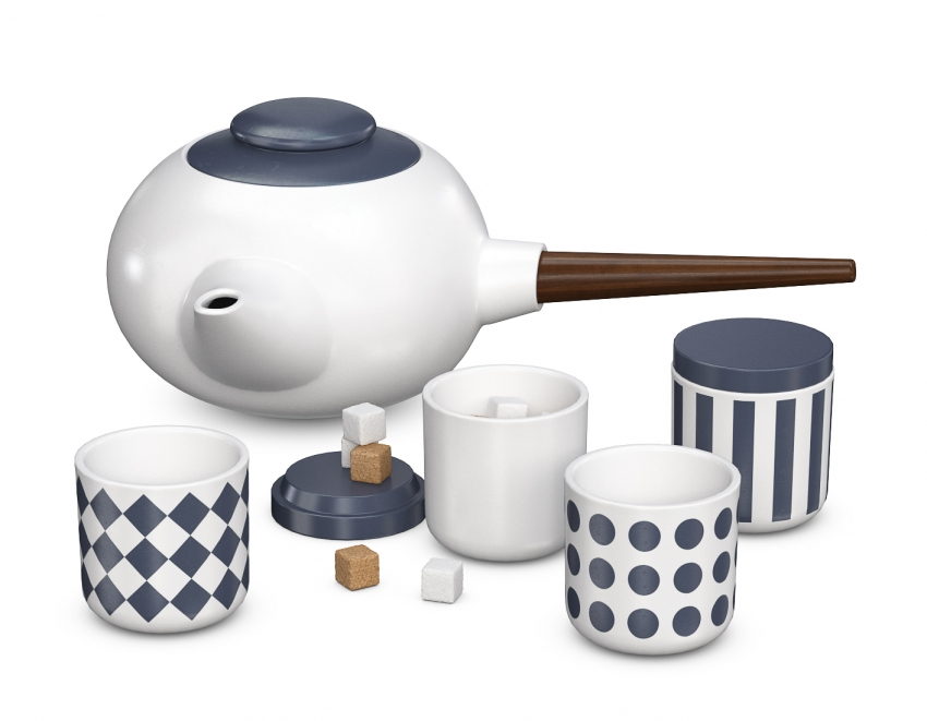avs_p37 Decorative Kitchen Set