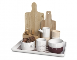 avs_p38 Decorative Kitchen Set