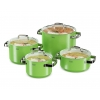 avs_p28 Silit Cookware Set Green